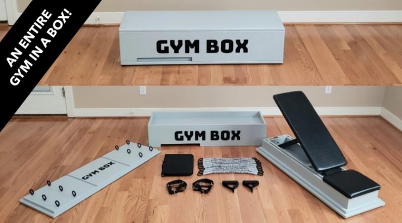 comprar gymbox españa