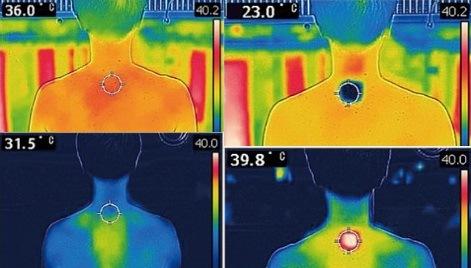 Temperatura Reon Pocket