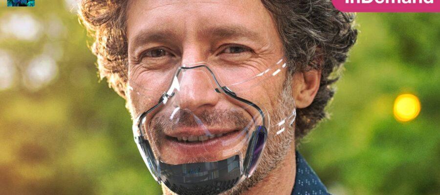 Comprar mascarilla transparente